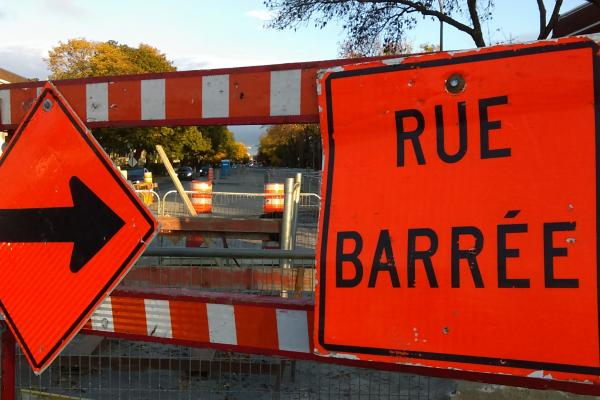 Park Ex Streets—still very much in disarray