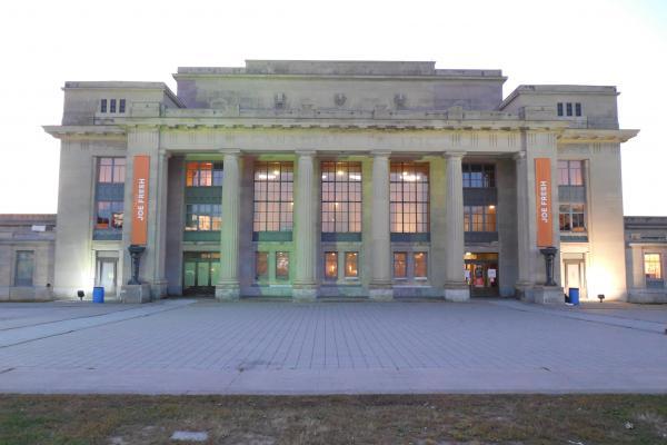 Exposé—The state of Place de la Gare Park