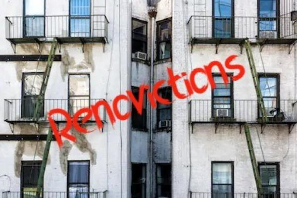'Renovictions'—two sides to every story