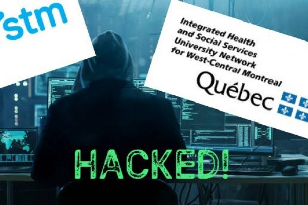 Cyber attack against CIUSSS West Central Montreal IT system