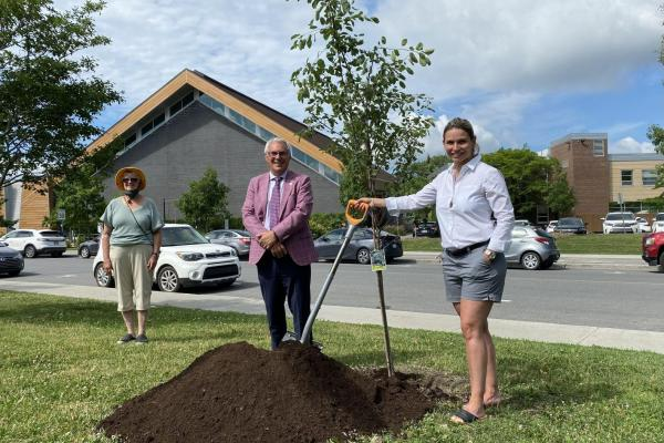Belvedere announces WIM Solidarity Orchard to honor Covid victms