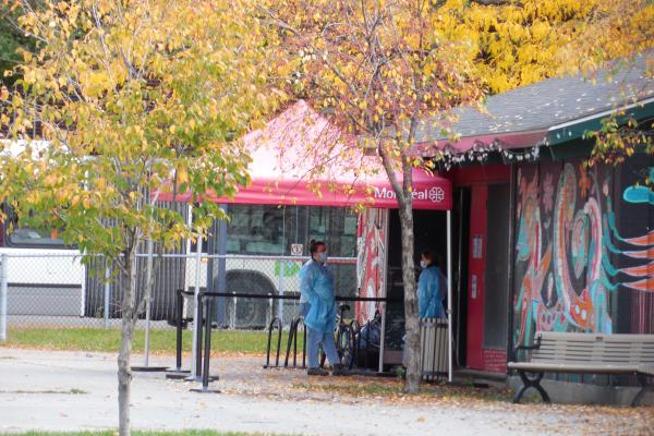 Imminent Fear—school closings & testing in Park Ex