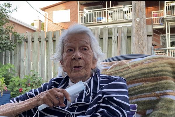 Lachine residential school survivor Ida Bratton speaks out