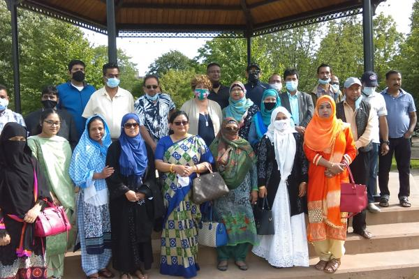 Celebrating the Bangladeshi / Canadian community at two separate events