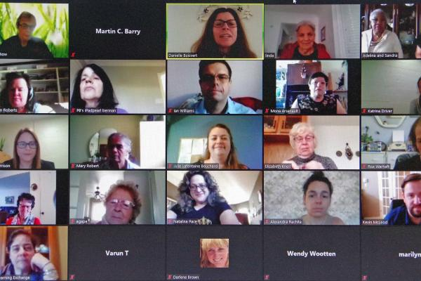 COVID-19 help lines discussed during Agape-NPI online meeting