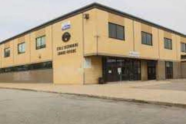 Rentrée de la 1re secondaire de Grande-Rivière à l'École des Tournesols
