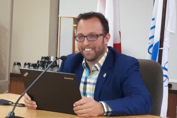 Disagreement between  the Mayor of Gaspé and Pascan So far, no follow-up regarding gas prices