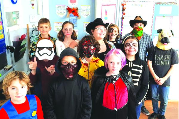 Business as usual for Halloween-specific stores