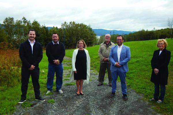 50% of the housing shortage in Gaspé will be alleviated by upcoming apartment project