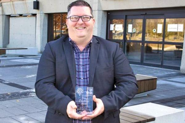 City receives award for innovation in processing citizen requests