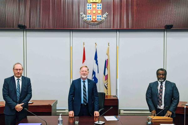 Property taxes frozen, as Demers tables Laval's 2021 budget