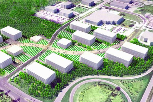 Laval launches Phase II of its 'Biotech City' science park project