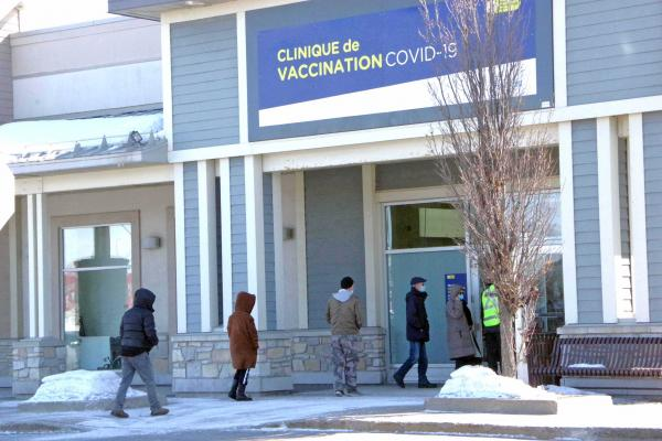 COVID-19 vaccination program well underway now in Laval area