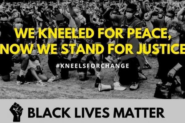 MTL Kneels for Change shares a message of hope