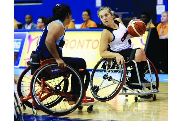 Sherbrooke Paralympian retires from Canadian women's wheelchair basketball team