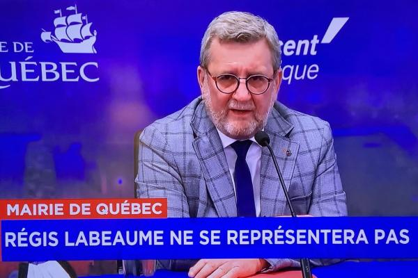 Labeaume leaving city hall after 14 years: 'I want a normal life'