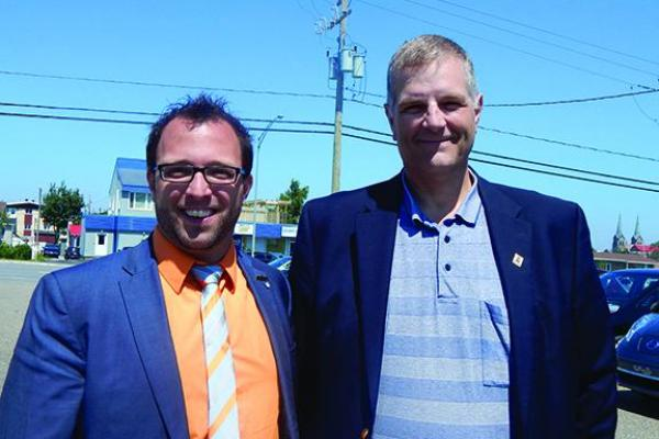 Federal election: Mayors of Gaspé and New Richmond want to see certain issues addressed