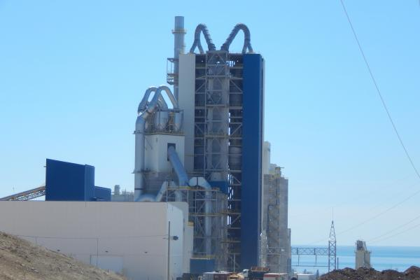The cement plant sold?