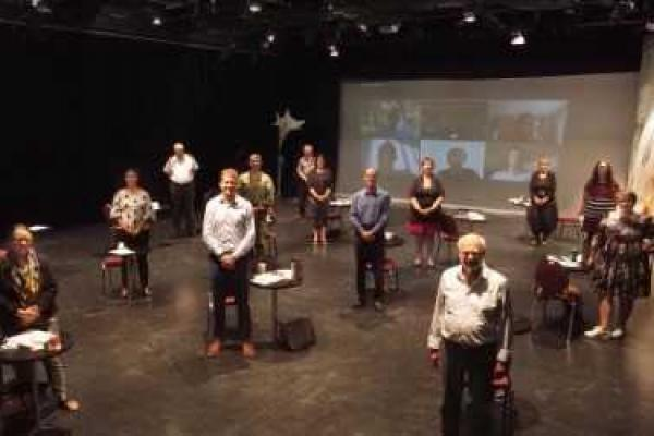 Sherbrooke theatre company explores the marginalization and trauma of military veterans