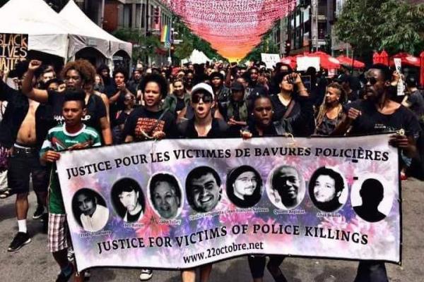 TOMORROW: Montreal protest follows police killing of Sheffield Matthews