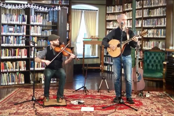 Morrin Centre virtual concert explores roots of Quebec music