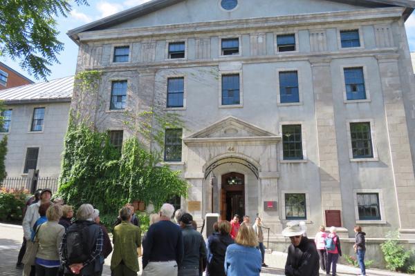 Morrin Centre, museums receive Quebec grants