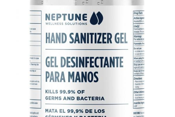 Laval-based Neptune Wellness scales up hand sanitizer production