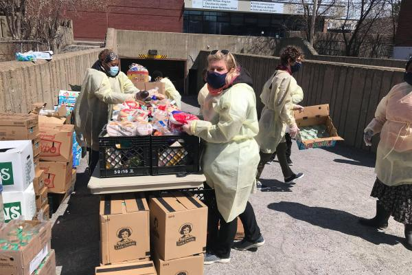 Borough mayor calls on residents to volunteer locally
