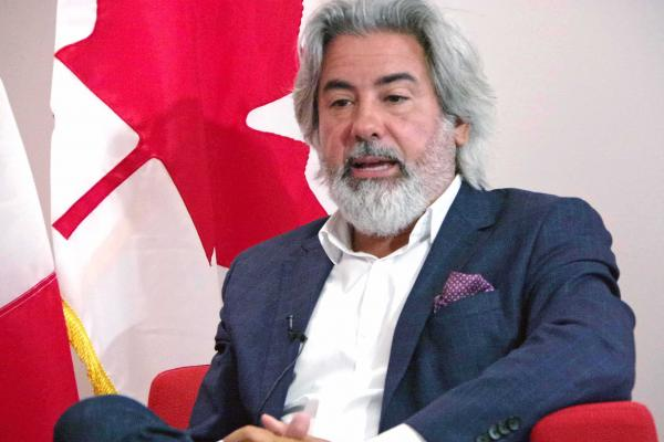 Politics run deeply in Liberal Gov't House Leader Pablo Rodriguez