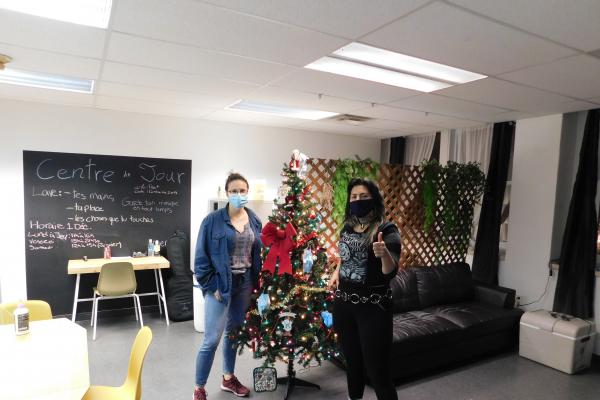 Pact de Rue—there for a community in need