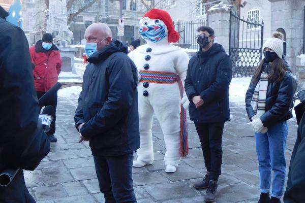 'Pour Moi, Pour Québec' encourages public participation in COVID fight