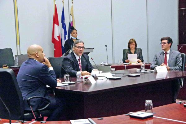 Canada and Quebec invest $9.2 million in Laval's water infrastructure
