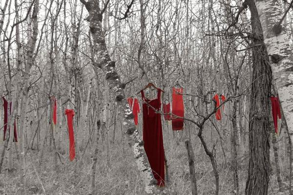 Today is Red Dress Day in Canada