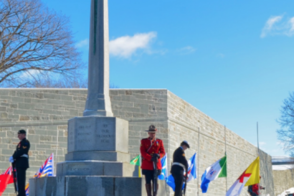 Much-reduced Remembrance Day ceremony to be held in Quebec City