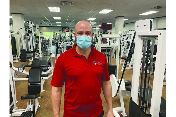Gyms stay open despite regional colour change