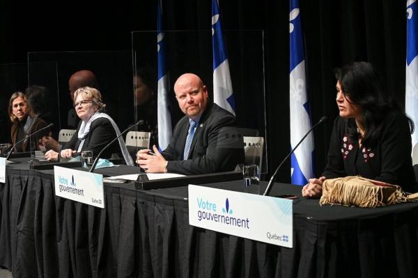 Quebec invests $3.6-million in permanent location for Resilience Montreal