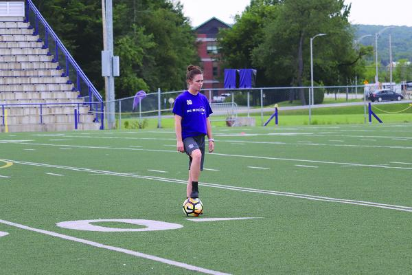 Bishop's Gaiters soccer coach reflects on transition from player to authority figure