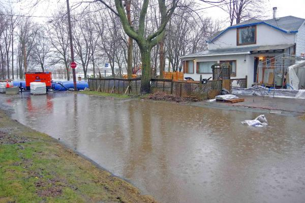 Laval flood preparations