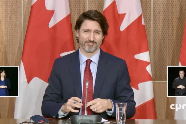 Trudeau: Harper's failed policies hurt Indigenous & Black Canadians