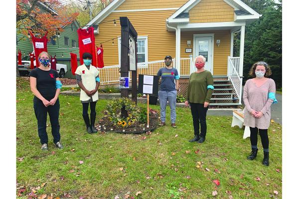 Cookshire women's centre holds vigil in honour of Joyce Echaquan