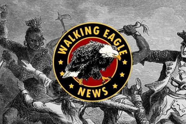 Walking Eagle News offers a satirical take on Indigenous issues in Canada