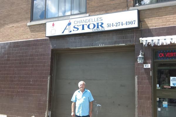 Astor Candles - lighting the way through disaster