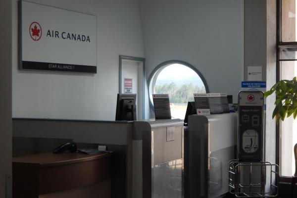 Federal aid for airports: well received in Gaspé
