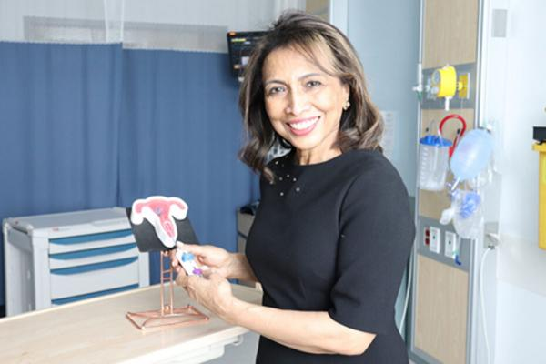 Dr. Lucy Gilbert: acclaimed cancer researcher proud to be a role model