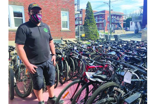 A lack of bike parts and new merchandise puts pressure on  bike shops