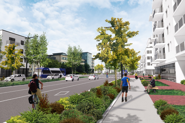 City has people-friendly vision for Hamel/Laurentienne axis