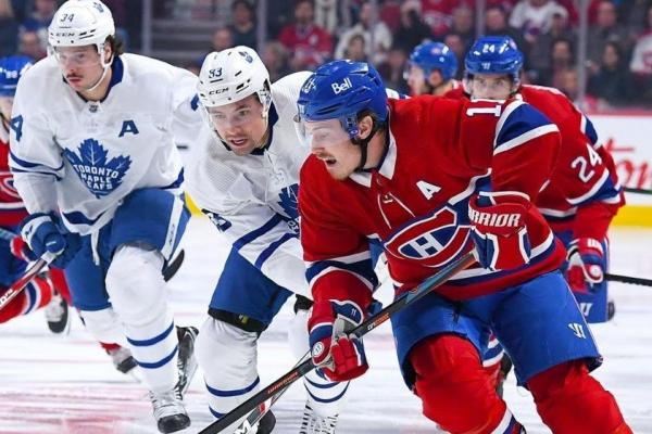 Banking on all-Canadian hockey division: Personal cheques for body checks