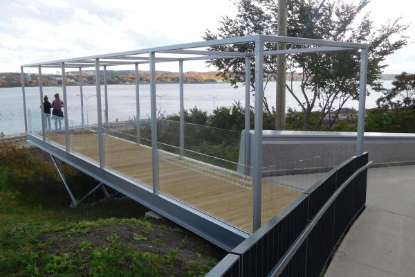 Côte de Sillery lookout now open for viewing