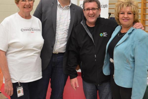 English community leaders laud Labeaume