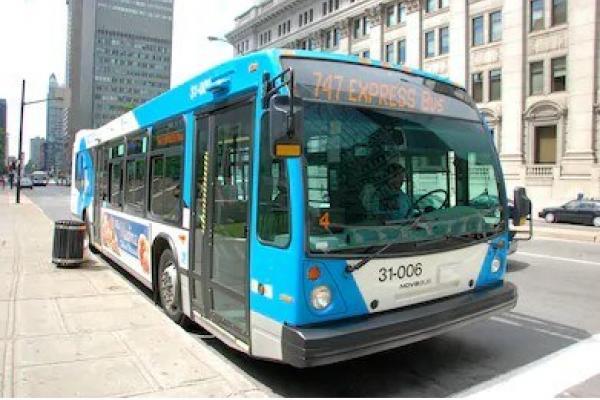 Masks On Public Transit In Montréal?
